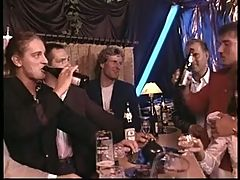 Group Sex At The Wedding
