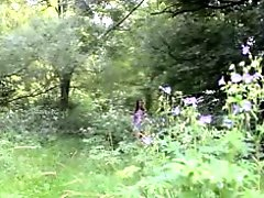 Amateur Cute Puffy Teen Fucked In The Woods