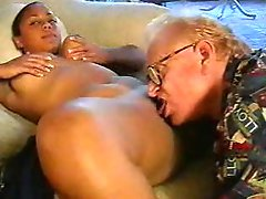 Old Man Fucked Brown Girl