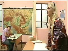 Mrs Lexis Gangbanged By Her Students