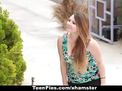 Teenpies Creampied By Her Best Friends Dad