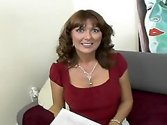 Sexy MILF With Fake Tits Gets Creampied Chris Charming