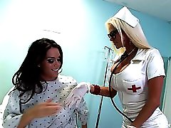 Alison Gets Seduced By Weird Russian Nurse Nikita