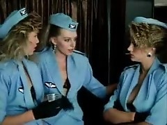 Stewardess Gets Fucked Over