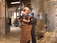 German sex on the farm