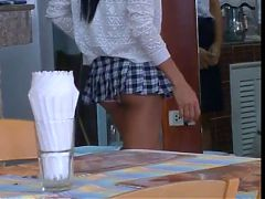 Lovely Ladyboy In School Uniform 2 Nina Isabella