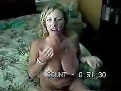 Amateur Homemade mature housewife fucked hard