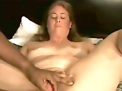 Shared Chubby Wife Fucked By Bbc And Husband