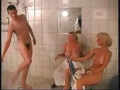 Fucked In Sauna M27
