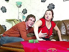German Young Man Seduce Step Mom To Get Fuck