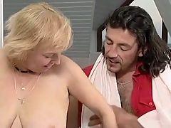 Turkish Guy Fucks German Bbw Granny In Saunaclub