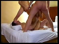 Wife Shared With Many Guys In Hotel