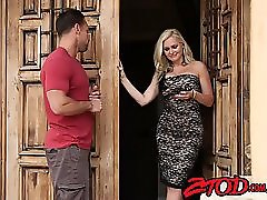 Smoking Hot Milf Alena Croft Drilled Hard