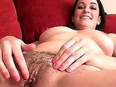 Nyloned Soccer MILF Nyla Is Stripping Off