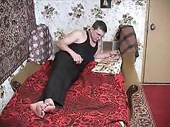Hot Granny gets fucked