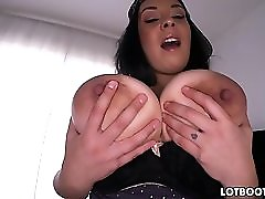 Huge Tits And Fat Ass Of BBW