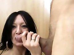 Nikita A Pretty Brunette MILF Makes Her First Porn Casting