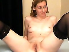 Shy Unexperienced Amateur Fucks 1st Time In Front Of Camera
