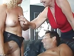 Two Mature And Lucky Guy1
