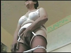 Dominant Old Mommy
