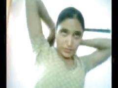 Hair Indian Girl