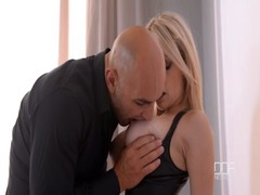 Submissive Blonde Chessie Kay Gets Cuffed And Creamed