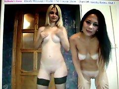 Babies Undressing On Webcam