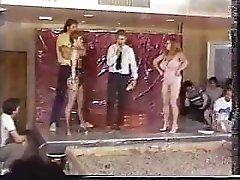 Toni Kessering Mud Wrestling