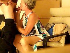 Aine Going Down On Her Irish Man Enjoy