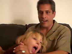 Dad Fucks The Babysitter F70