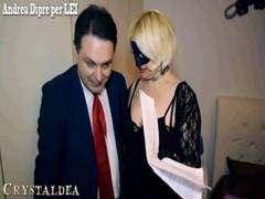 Crystaldea Esperta In Mungitura Testicolare Incontrata Da Andrea Dipr&egrave