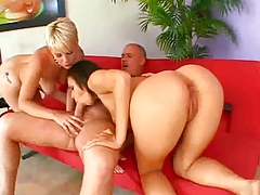 My Obsession With Big Ass Girls Missy & Mia 3some