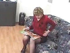 He Caught His Mother Masturbating F70