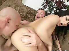 Madison Ivy In Cum Eating Cuckolds