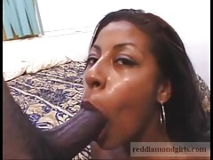 Hairy Dominican Pussy