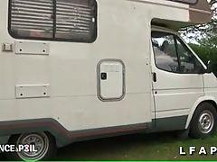 Mature Francaise Baisee Dans Un Camping Ar