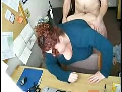 Fucking My Horny Fat Bbw Teen Secretary