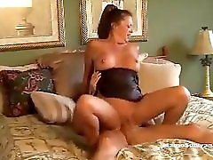 Milf Romp Son Caught Mom Margo Sullivan In Bed