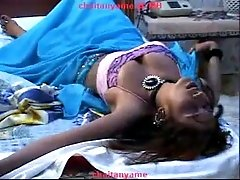 Brunette Girl Sleeping