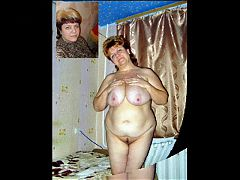 Russian Sexy! Mature Amateur!