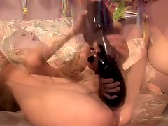 Trying Enormous Dildos F70