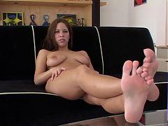 Haley Feet Fetish