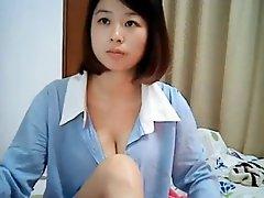 Big Tit Asian Cam Slut 11
