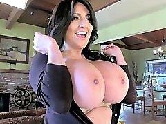 Antonella Kahllo Big Naturals Boobs