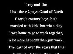 Str8 Kinky Guys Troy And Tim