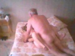 Grandma And Grandpa Have A Fun