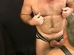 Leather Bears W Clint Taylor & Glenn Bear