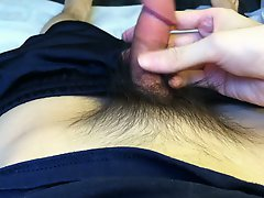 Asian Teen Jerk Off