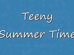 Vintage Teeny Summer Time N15